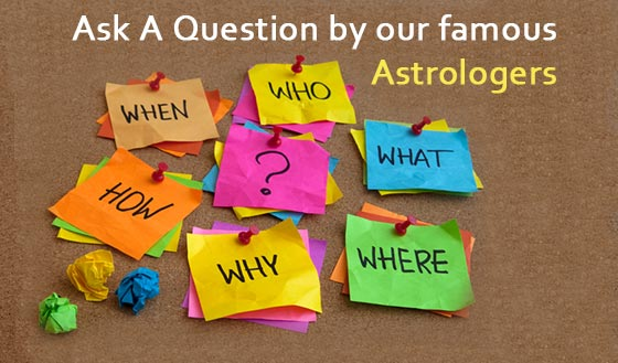 Ask astrologer