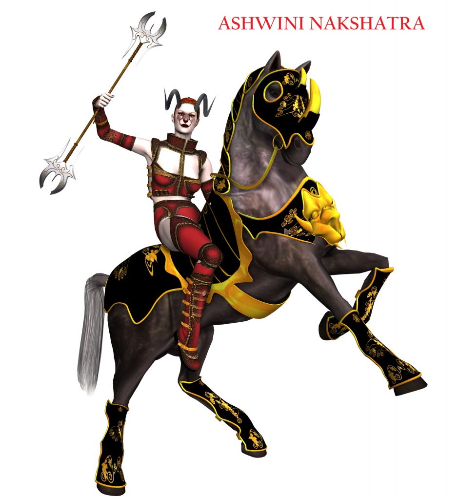 Ashwini Nakshatra अश्विनी नक्षत्र